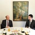 La pranz cu bancherul Radu Ghetea: Despre pescuit, ACTA si descendenta franceza - Foto 18