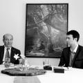 La pranz cu bancherul Radu Ghetea: Despre pescuit, ACTA si descendenta franceza - Foto 19