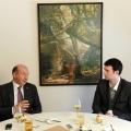 La pranz cu bancherul Radu Ghetea: Despre pescuit, ACTA si descendenta franceza - Foto 28
