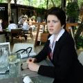Lunch cu cel mai curajos CEO din asigurari: Despre leadership, viata de expat si calatorii - Foto 3