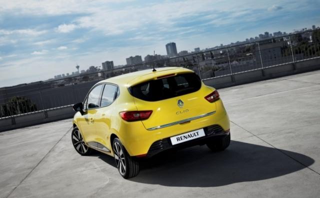 Noul Renault Clio IV costa de la 10.200 euro - Foto 1 din 11