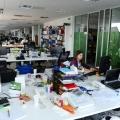 Doi ani de BIROU DE COMPANIE: cum arata sediile celor mai puternice firme - Foto 5