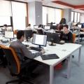 Doi ani de BIROU DE COMPANIE: cum arata sediile celor mai puternice firme - Foto 17