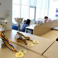 Doi ani de BIROU DE COMPANIE: cum arata sediile celor mai puternice firme - Foto 49