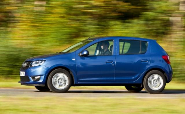 Dacia introduce a doua generatie Sandero la doar 4 ani de la lansare - Foto 1 din 4
