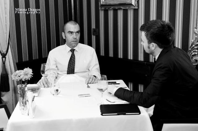 Pranz cu avocatul anului 2012: rapidul studentiei din Grozavesti a devenit TGV. Destinatia finala? - Foto 1 din 19