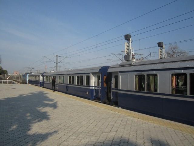 Cum arata Trenul Regal. I-a plimbat pe regele Mihai, Ceausescu si Hrusciov - Foto 1 din 23