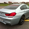 Ziua M: training in cel mai nou model, BMW M6 Gran Coupe - Foto 3