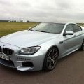 Ziua M: training in cel mai nou model, BMW M6 Gran Coupe - Foto 2