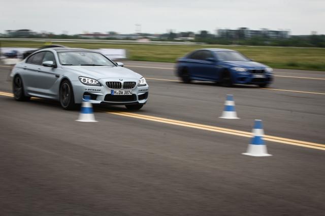 Ziua M: training in cel mai nou model, BMW M6 Gran Coupe - Foto 1 din 18