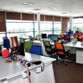In vizita la sediul Unilever: locul unde spatiul traditional de lucru dispare - Foto 18