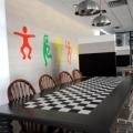 In vizita la sediul Unilever: locul unde spatiul traditional de lucru dispare - Foto 20