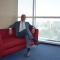 """Birou """"de austeritate"""". Cum arata noul sediu in care Borza a mutat Hidroelectrica - Foto 1"""