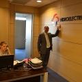 """Birou """"de austeritate"""". Cum arata noul sediu in care Borza a mutat Hidroelectrica - Foto 9"""