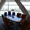 """Birou """"de austeritate"""". Cum arata noul sediu in care Borza a mutat Hidroelectrica - Foto 18"""