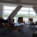 """Birou """"de austeritate"""". Cum arata noul sediu in care Borza a mutat Hidroelectrica - Foto 20"""