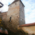 Turnul si Bastionul Macelarilor din Sighisoara, restaurate de Printul Charles si Liviu Tudor - Foto 4