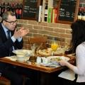 La pranz cu seful Skanska Property: Cred cu tarie ca un manager este puternic doar prin puterea echipei sale - Foto 19