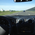 30 de minute pe circuitul de teste Dacia de la Titu - Foto 3