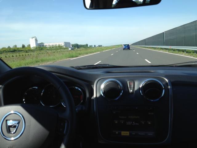 30 de minute pe circuitul de teste Dacia de la Titu - Foto 3 din 30
