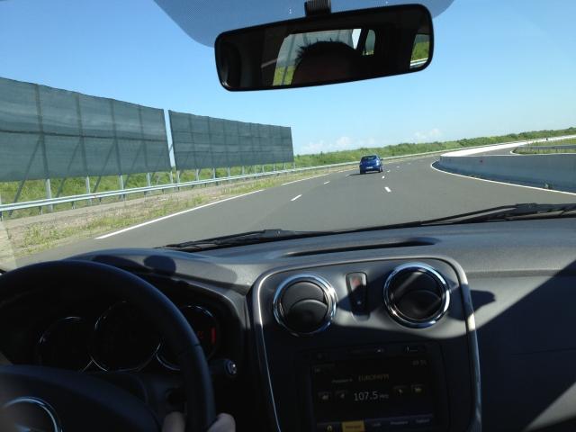 30 de minute pe circuitul de teste Dacia de la Titu - Foto 5 din 30