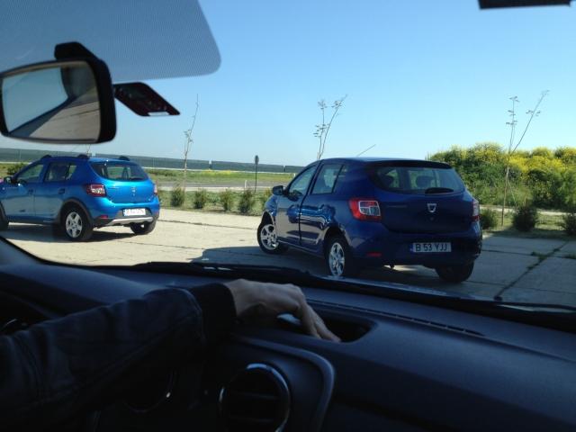 30 de minute pe circuitul de teste Dacia de la Titu - Foto 6 din 30