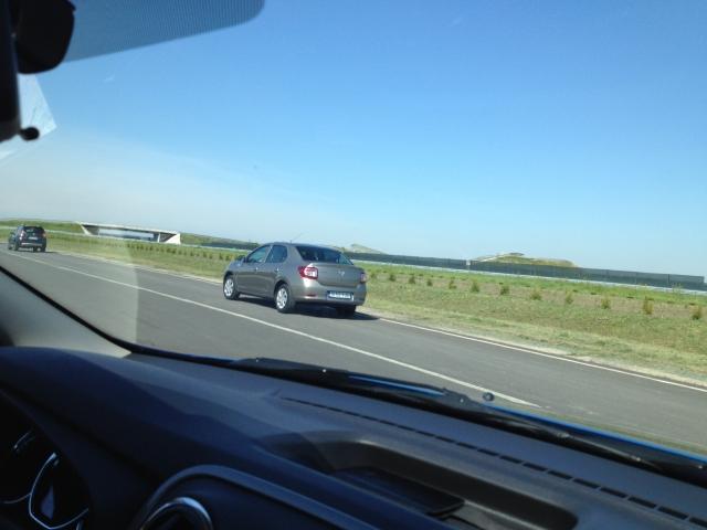 30 de minute pe circuitul de teste Dacia de la Titu - Foto 8 din 30