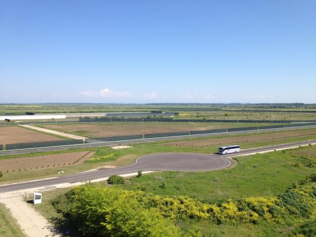 30 de minute pe circuitul de teste Dacia de la Titu - Foto 13 din 30