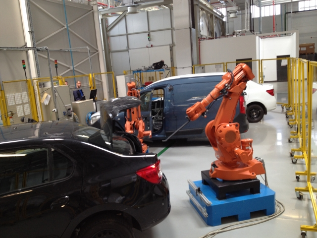 30 de minute pe circuitul de teste Dacia de la Titu - Foto 30 din 30