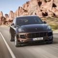 Porsche Cayenne facelift va fi lansat in octombrie - Foto 1