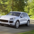 Porsche Cayenne facelift va fi lansat in octombrie - Foto 5