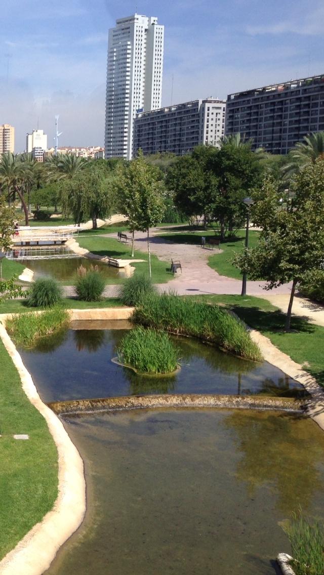 REPORTAJ: Valencia, orasul traversat de cel mai lung parc din lume - Foto 1 din 50