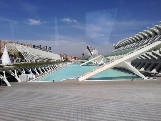 REPORTAJ: Valencia, orasul traversat de cel mai lung parc din lume - Foto 5 din 50