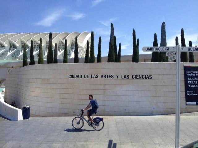 REPORTAJ: Valencia, orasul traversat de cel mai lung parc din lume - Foto 6 din 50