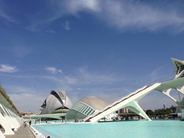 REPORTAJ: Valencia, orasul traversat de cel mai lung parc din lume - Foto 7 din 50