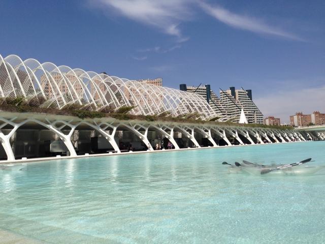 REPORTAJ: Valencia, orasul traversat de cel mai lung parc din lume - Foto 11 din 50