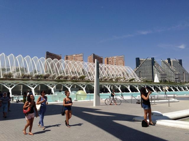 REPORTAJ: Valencia, orasul traversat de cel mai lung parc din lume - Foto 12 din 50