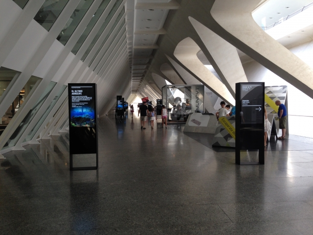 REPORTAJ: Valencia, orasul traversat de cel mai lung parc din lume - Foto 14 din 50
