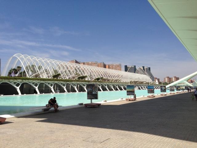 REPORTAJ: Valencia, orasul traversat de cel mai lung parc din lume - Foto 16 din 50