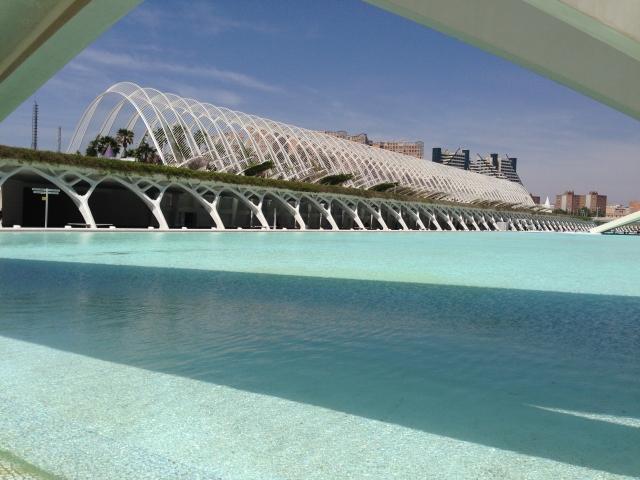 REPORTAJ: Valencia, orasul traversat de cel mai lung parc din lume - Foto 17 din 50