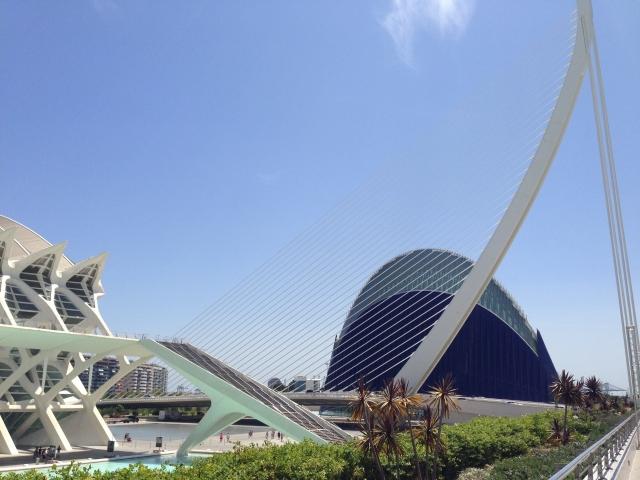 REPORTAJ: Valencia, orasul traversat de cel mai lung parc din lume - Foto 19 din 50