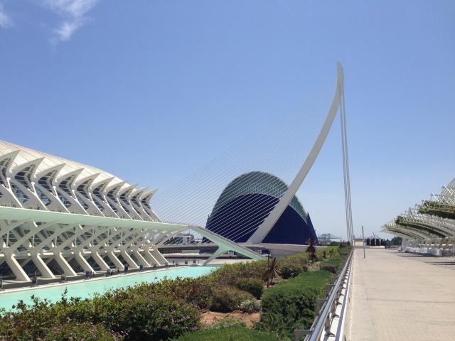 REPORTAJ: Valencia, orasul traversat de cel mai lung parc din lume - Foto 20 din 50