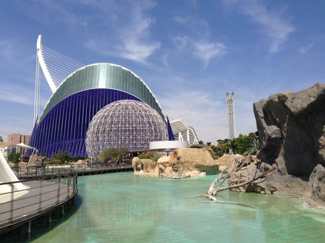 REPORTAJ: Valencia, orasul traversat de cel mai lung parc din lume - Foto 22 din 50