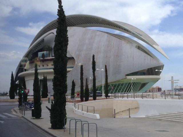 REPORTAJ: Valencia, orasul traversat de cel mai lung parc din lume - Foto 26 din 50