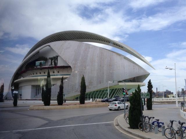 REPORTAJ: Valencia, orasul traversat de cel mai lung parc din lume - Foto 27 din 50
