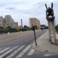 REPORTAJ: Valencia, orasul traversat de cel mai lung parc din lume - Foto 28