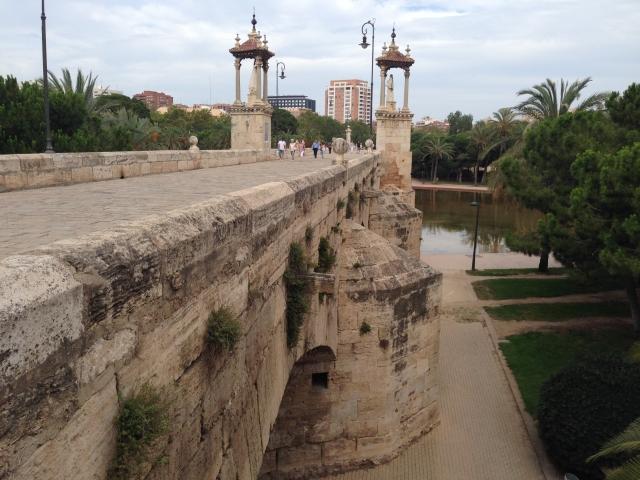 REPORTAJ: Valencia, orasul traversat de cel mai lung parc din lume - Foto 46 din 50