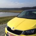 Test drive cu Skoda Fabia III, generatia fashion ajunge in Romania - Foto 1