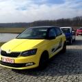 Test drive cu Skoda Fabia III, generatia fashion ajunge in Romania - Foto 3