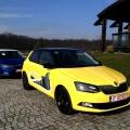 Test drive cu Skoda Fabia III, generatia fashion ajunge in Romania - Foto 4